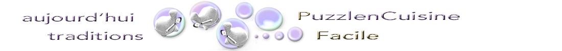 PuzzlenCuisine - Recettes Faciles